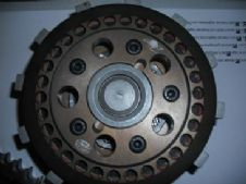 AF 6 PLATE CLUTCH 47 TOOTH  GP VERSION  (Road clutch)